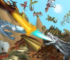 War by ObsidianDragoness
