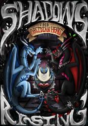 Shadows Rising - The Obsidian Heart by ObsidianDragoness
