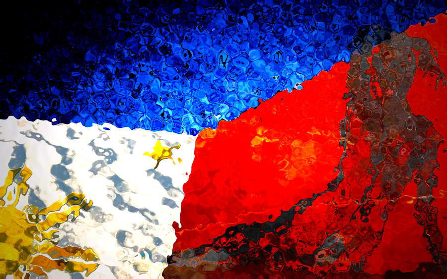 Philippine Flag 1680 X 1050 By GiorgioEspinos