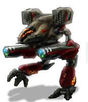 Timberwolf Prime, Iota Galaxy by GiorgioEspinos
