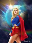 Supergirl the Defender
