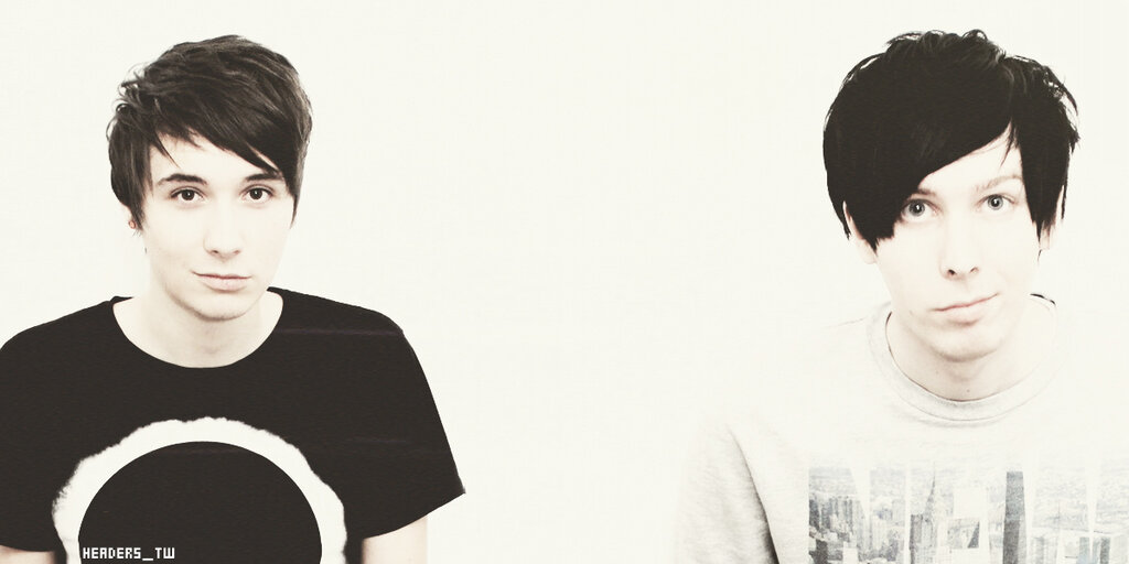 Dan And Phil Wallpaper By Triforceoframen