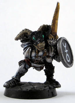 Slaanesh Warrior