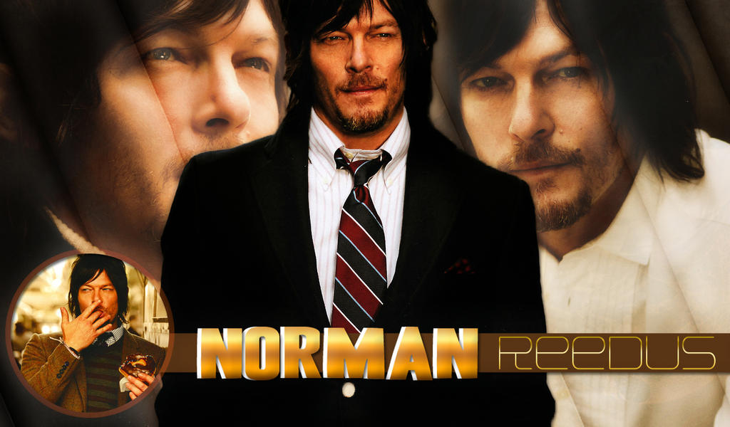 Norman Reedus Wallpaper 2 By SamyJennMcFan
