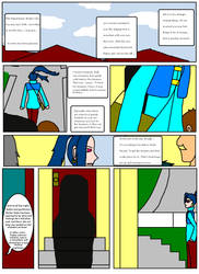 Treasure Hunter comic 1 page 3 by Kaiju-Borru-Zetto