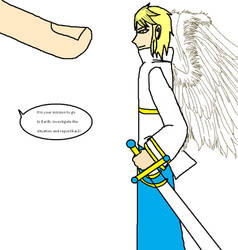 Angel - Mission given