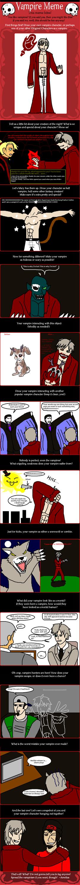 Vampire meme - Noah by Kaiju-Borru-Zetto