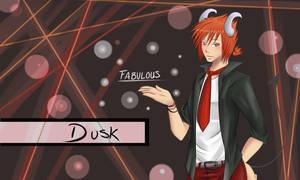 Duskieee o3o by MizumiHisui