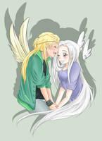 Wings of Love by MizumiHisui