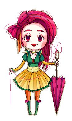 Pixieee by MizumiHisui