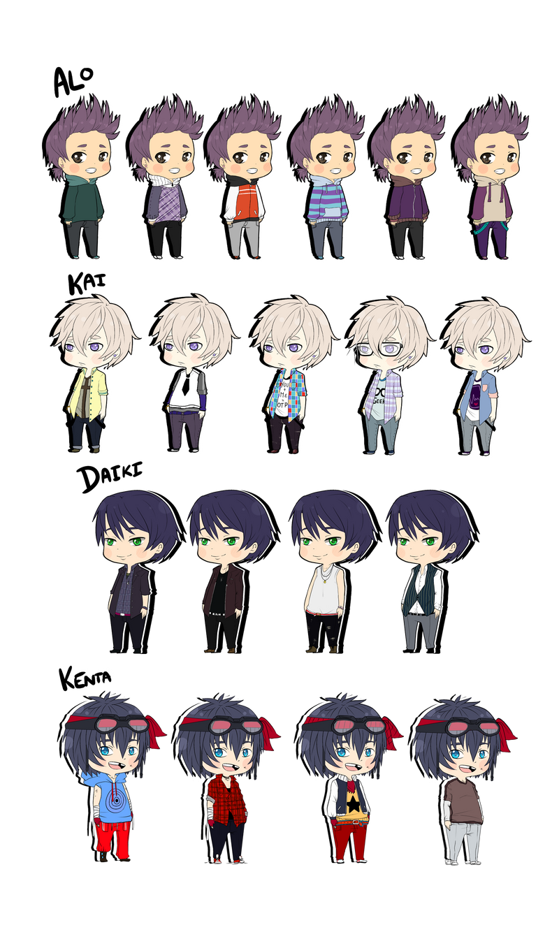 Chibi Clothing By Mizumihisui On Deviantart