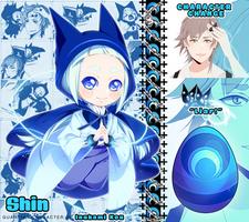 O-H: Guardian: Shin by MizumiHisui