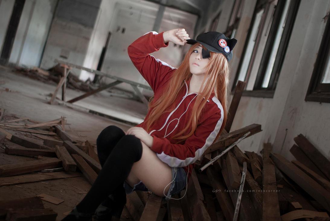 Shikinami Asuka Langley by mayu1212