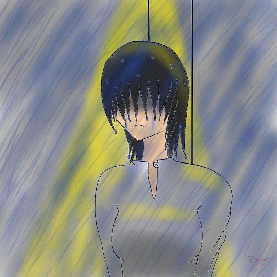 Tears In The Rain By MegaJewel16 On DeviantART