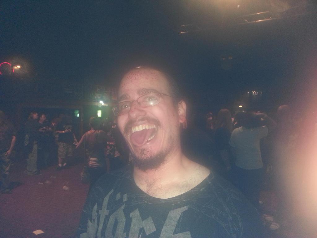 GWAR Highlights: Bloodsoaked Face by Zeikier