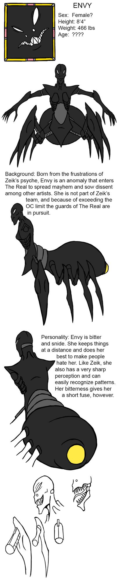 AATR4: Envy by Zeikier