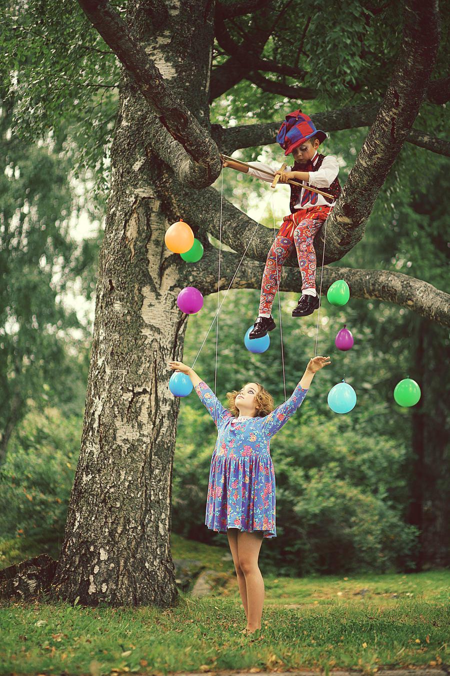 Marionette by PicturePuttonen