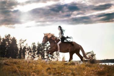 Free spirit by PicturePuttonen