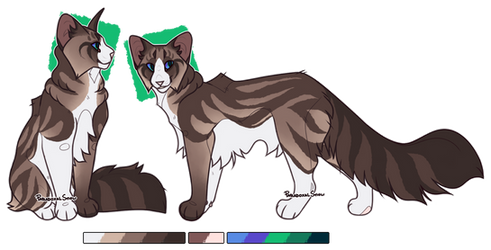 Character Reference | Heavypaw