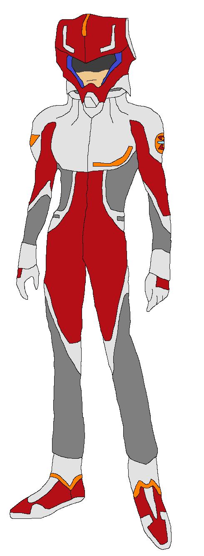 ZAFT Red Pilot MK-2 by G-DaggerX105