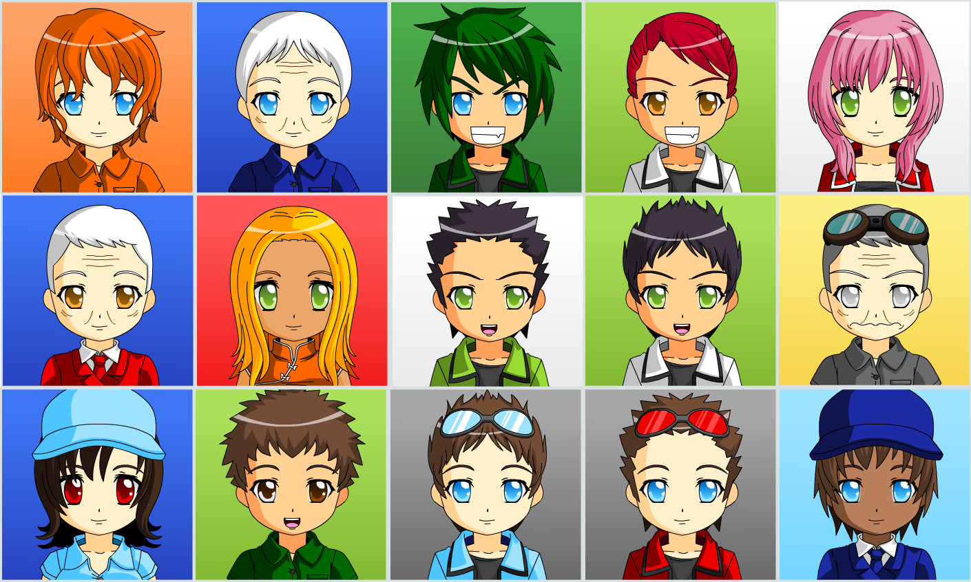 Anime Human Planes Characters By G Daggerx105 On Deviantart