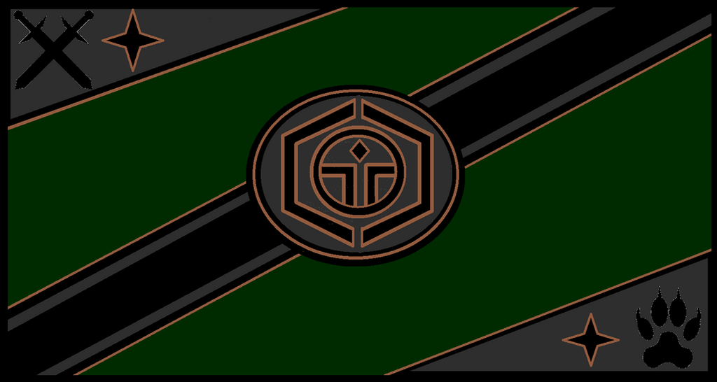 Standard duty flag by ImperialStarForce91