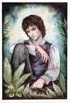 Sad Frodo