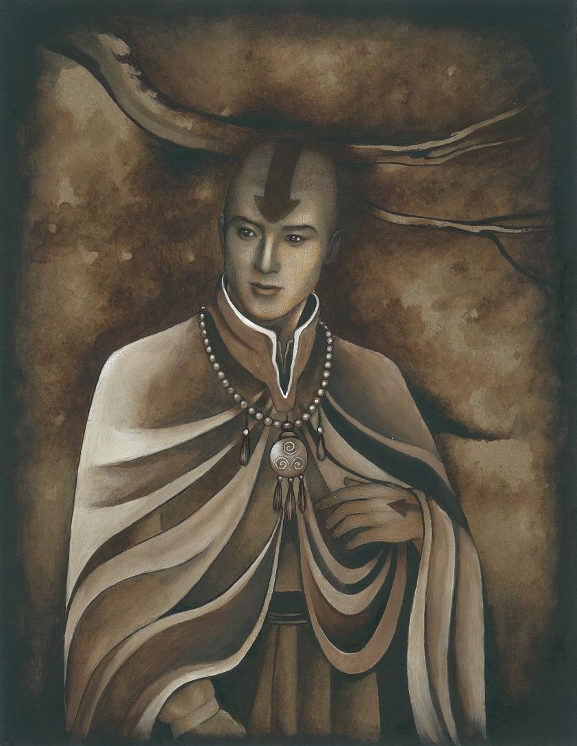 Aang by ebe-kastein