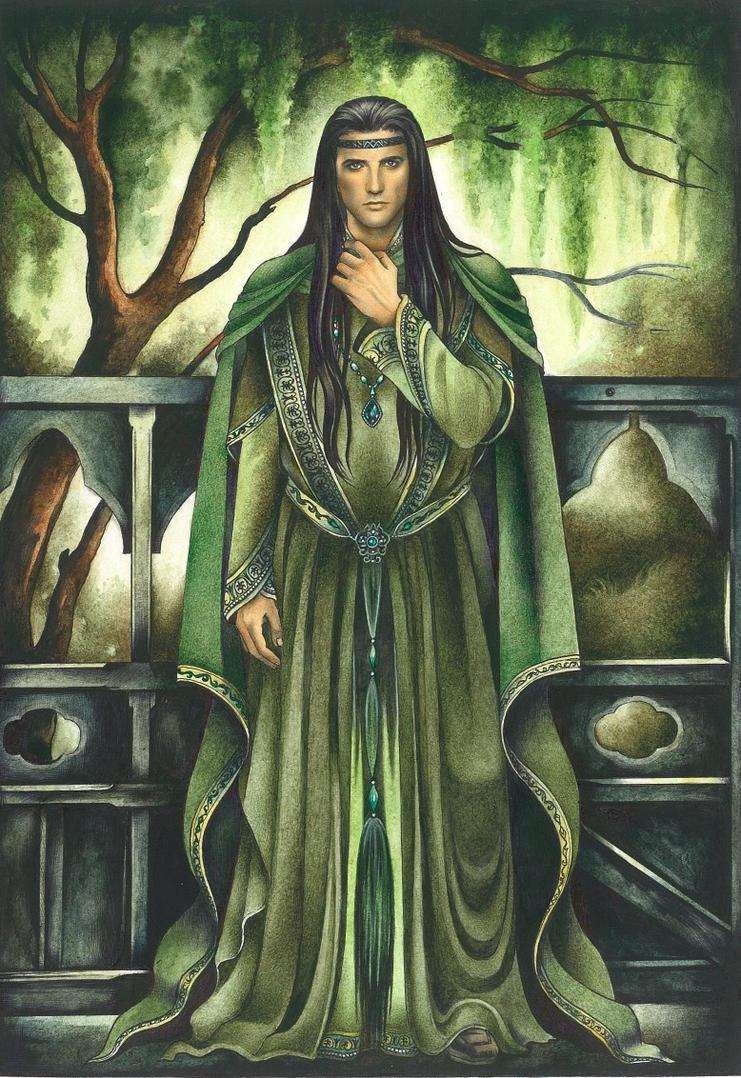 Elrond by ebe-kastein