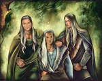 Lorien Brothers by ebe-kastein
