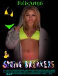 Vanessa Hudgens as Candy Spring Breakers