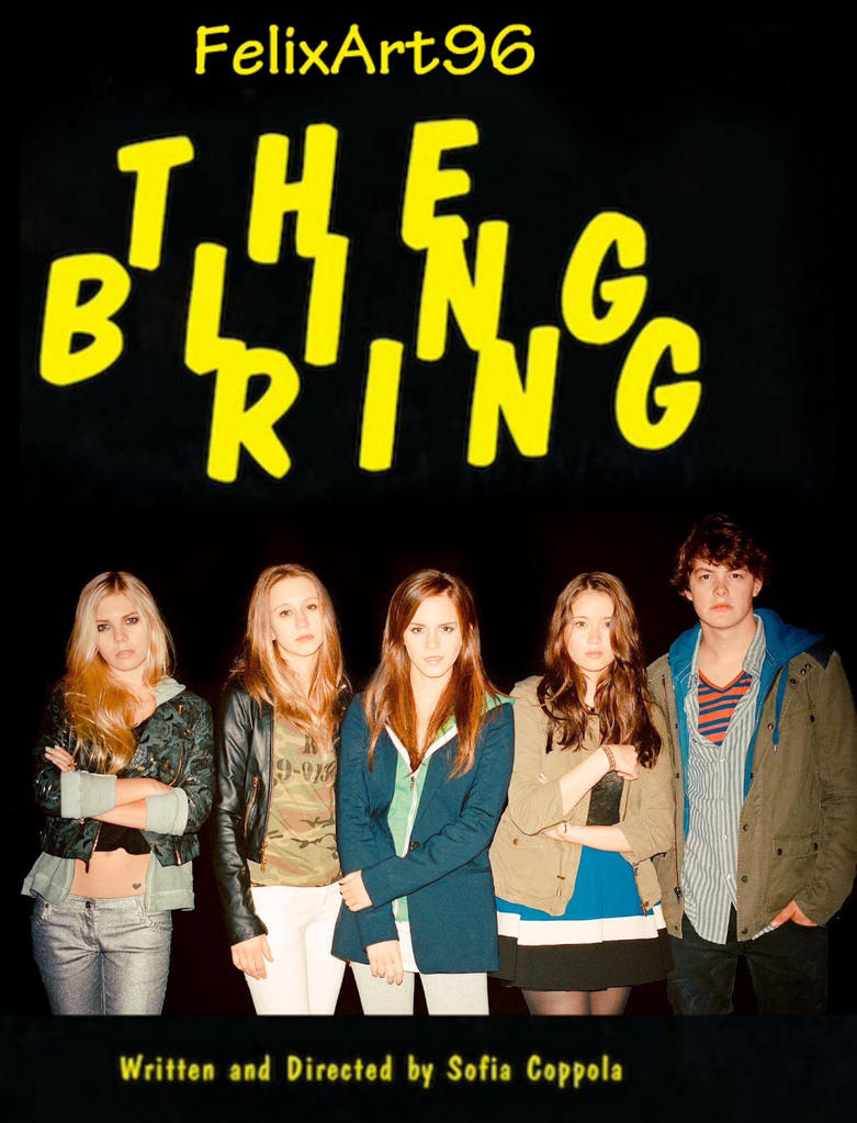 The Bling Ring Poster 2 by fillesu96