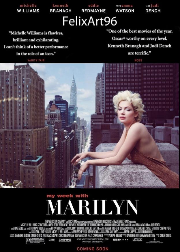 2010年のマリリン 7日間の恋という映画