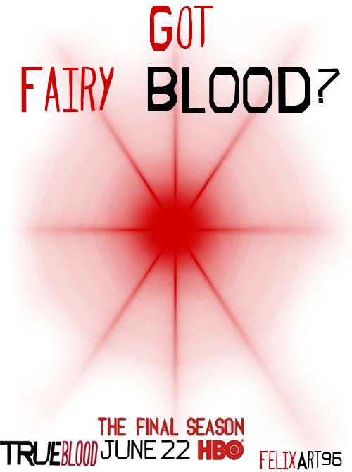 Got Fairy Blood? by fillesu96
