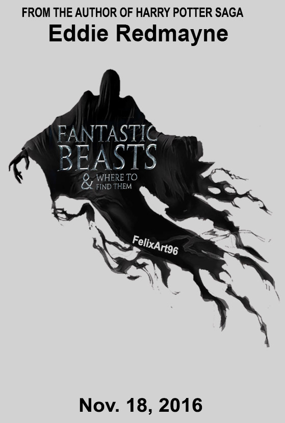Fantastic Beasts And Where To Find Them by fillesu96