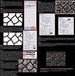 Stone Wall Tutorial by Karma8