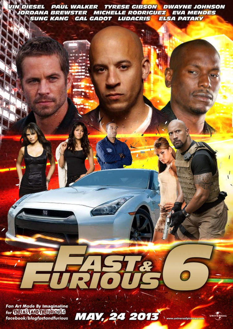 May 24th. Fan_art_fast_and_furious_6_by_imaginaline-d4mfxlr