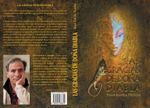 'Las Gracias de Dona Diabla' Book Cover