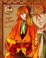 PKMO: Miyabi Senkasai by lutherum