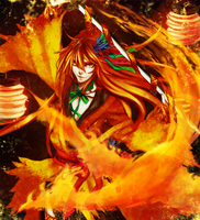 Pokimono BC Mar FF: FIRE by lutherum