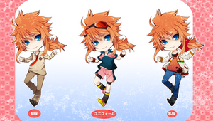 Chibi Collection by lutherum