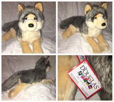 Douglas Cuddle Toys- Niko Wolf