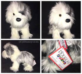 Douglas Medium Standing Dogs- Willard Sheepdog