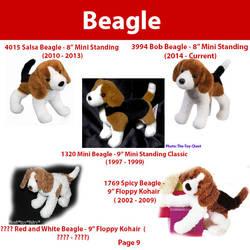 Douglas Cuddle Toys Guide- Beagle