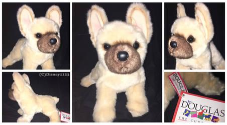 Douglas Floppy Sitting Pups- Napoleon Frenchie