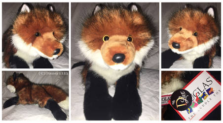 Douglas Cuddle Toys- Fletcher Fox