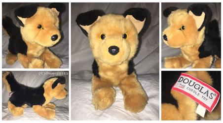 Douglas Mini Floppy Dogs- Saba German Shepherd