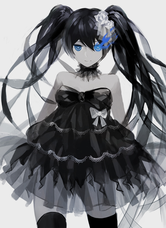 Black Rock Shooter by Rukun00