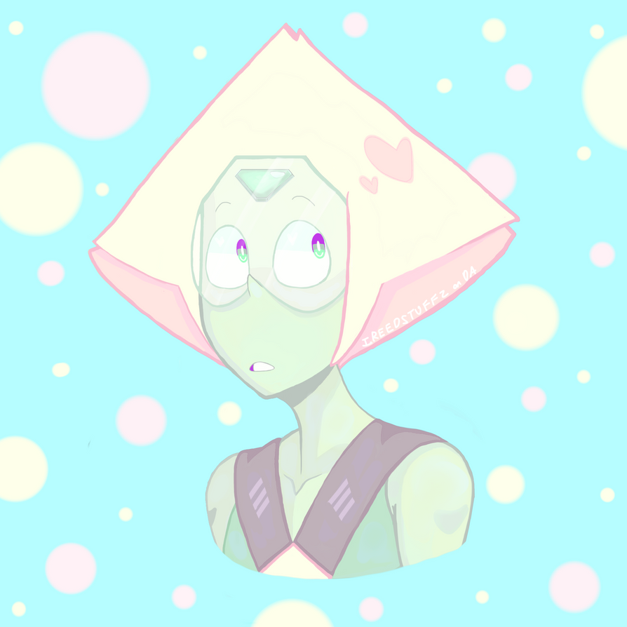 I'm not officially back yet, but here's a Peridot for all the support and patience. You guys rock