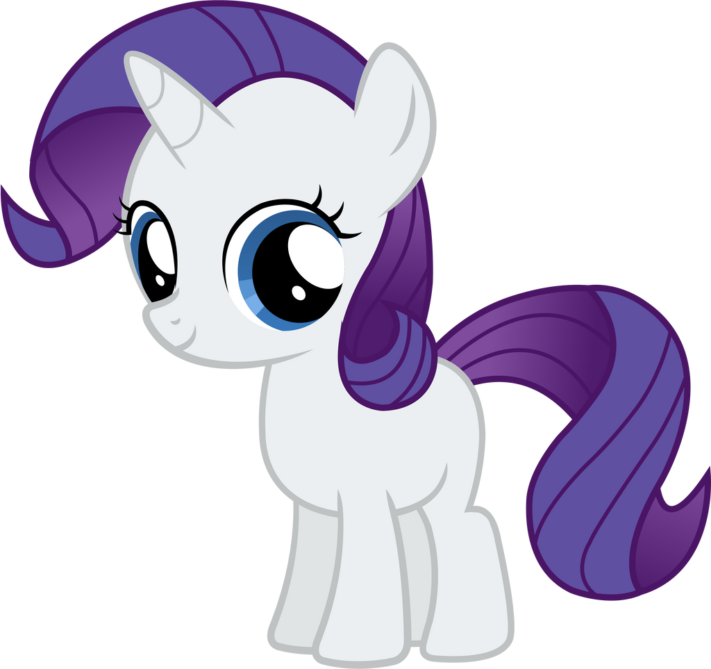 My Little Pony Filly Rarity
